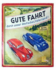 Gute Fahrt durch unser deutsches Vaterland!