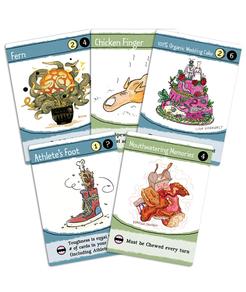 Guts of Glory: Bonus Artist Cards