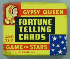 Gypsy Queen Fortune Telling Cards and The Game of Stars