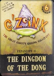 G'Zoink: Expansion 01 – The Dingdom of the Dong