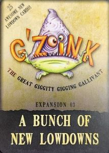 G'Zoink: Expansion 03 – A Bunch of New Lowdowns