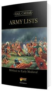 Hail Caesar: Army Lists – Biblical to Early Medieval