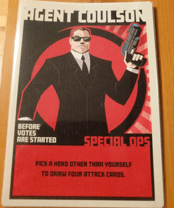 Hail Hydra: Agent Coulson Promo Card