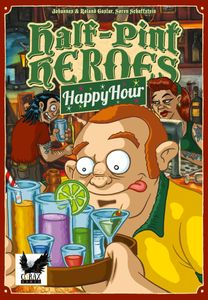 Half-Pint Heroes: Happy Hour