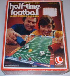 Half-Time Football