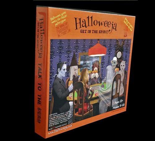 Halloweeja