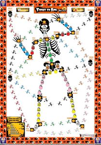Hallowe'en (fan expansion to Ticket to Ride)