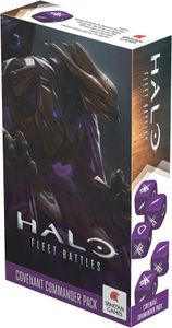 Halo: Fleet Battles – Covenant Commander Pack