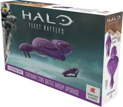 Halo: Fleet Battles – Covenant Core Battle Group Upgrade