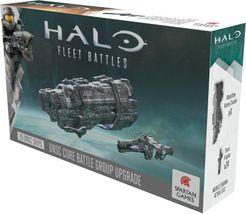 Halo: Fleet Battles – UNSC Core Battle Group Upgrade