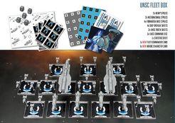 Halo: Fleet Battles – UNSC Fleet Box