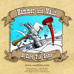 Hammer and Nails: A Card Tile Game
