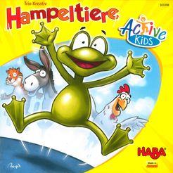 Hampeltiere: Active Kids