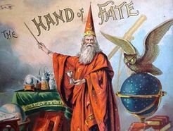 Hand of Fate Fortune Telling Game