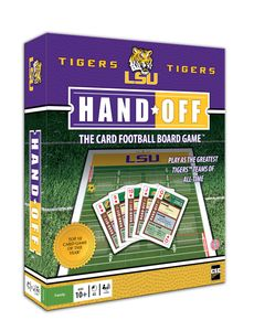 Hand-Off: The Card Football Board Game