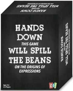 Hands Down this game Will Spill The Beans on the origins of expressions
