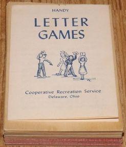 Handy Letter Games
