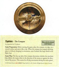 Hansa: The Compass