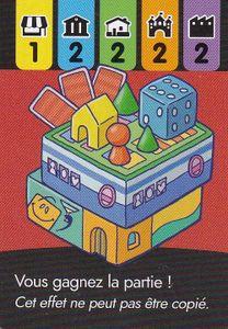 Happy City: Boutique de jeu de société Promo Card