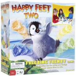 Happy Feet Two: Freezing Frenzy Game