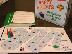 Happy Holidays! The Christmas Carols & Songs Game