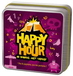 Happy Hour: No winners, just losers!