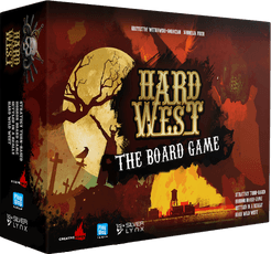 Hard West: The Board Game
