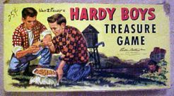 Hardy Boys Treasure Game
