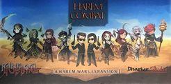Harem Wars: Harem Combat