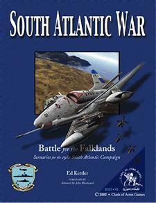 Harpoon: South Atlantic War