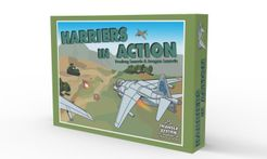 Harriers in Action