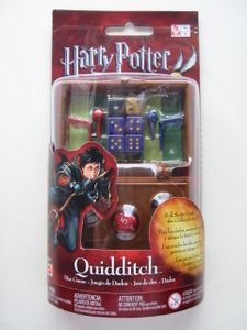 Harry Potter and The Goblet of Fire Quidditch Dice Game