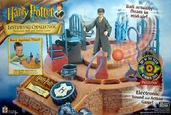 Harry Potter and The Sorcerer's Stone: Levitating Challenge Electronic Skill and Action Game