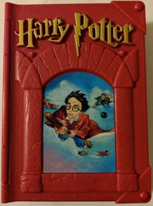 Harry Potter and the Sorcerer's Stone Quidditch Chapter Game