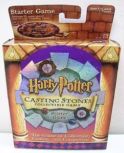Harry Potter Casting Stones