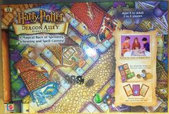 Harry Potter: Diagon Alley Board Game