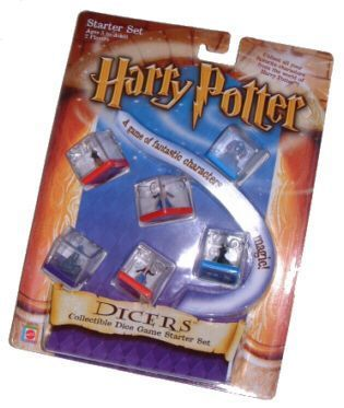 Harry Potter Dicers Game