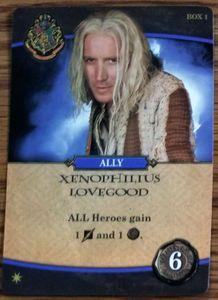 Harry Potter: Hogwarts Battle – Ally: Xenophilius Lovegood