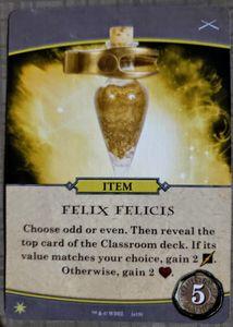 Harry Potter: Hogwarts Battle – Defence Against the Dark Arts: Felix Felicis Promo Card