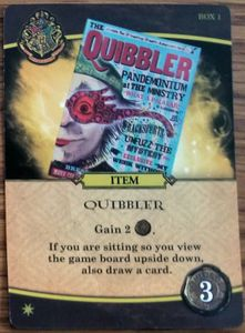 Harry Potter: Hogwarts Battle – Item: Quibbler