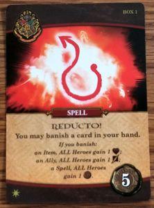 Harry Potter: Hogwarts Battle – Spell: Reducto!