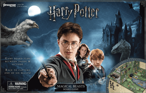Harry Potter: Magical Beasts Board Game