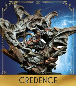 Harry Potter Miniatures Adventure Game: Credence Barebone