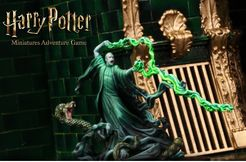 Harry Potter Miniatures Adventure Game: Lord Voldemort