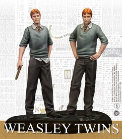 Harry Potter Miniatures Adventure Game: The Weasley Twins