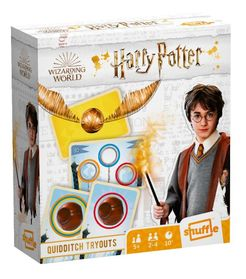 Harry Potter: Quidditch Tryouts