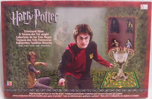 Harry Potter: The Triwizard Maze Game