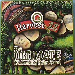 Harvest 28: The Ultimate Bowhunting Board Game
