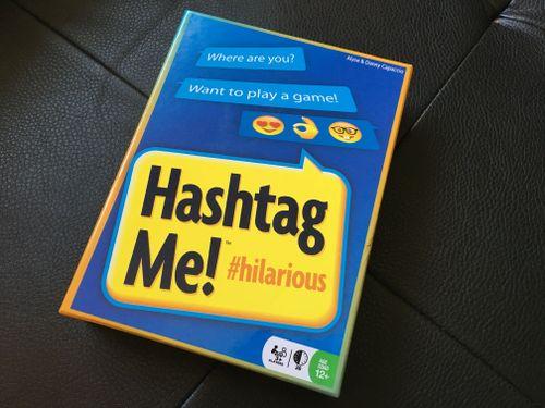 Hashtag Me!