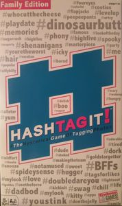 HashTagIt!: Family Edition